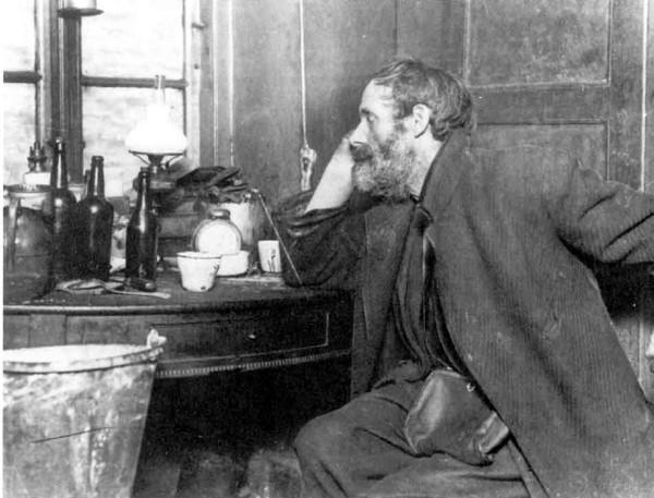 fattigdom i danmark i 1800 tallet